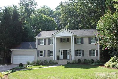Raleigh Single Family Home For Sale: 2408 Tyson Street