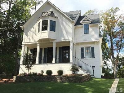 Raleigh Single Family Home For Sale: 3513 Bellevue Road