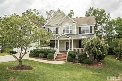 Morrisville Single Family Home For Sale: 206 Elshur Way