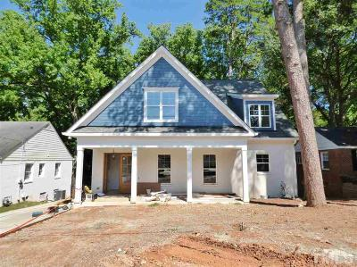 Raleigh Single Family Home For Sale: 1220 Mitchell Street