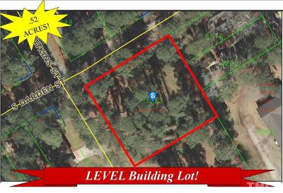 Johnston County Residential Lots & Land For Sale: 206 S Darden Street