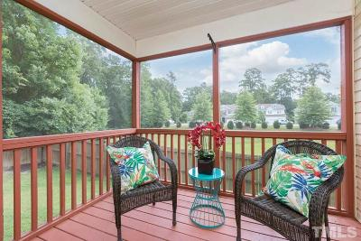 Raleigh Single Family Home For Sale: 4817 Castle Hill Road