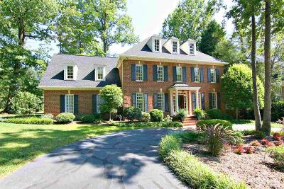 Raleigh Single Family Home For Sale: 601 Chalfant Court