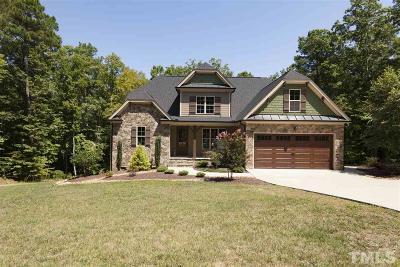 Fuquay Varina Single Family Home For Sale: 3108 Lebrun Path