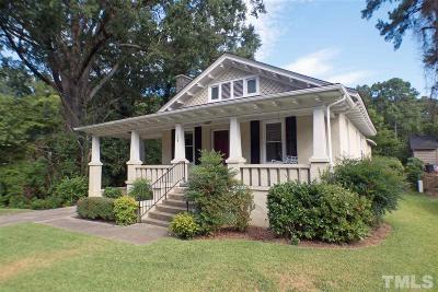 Sanford NC Single Family Home Pending: $80,000