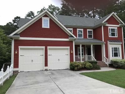 Durham Single Family Home For Sale: 3541 Rugby Road
