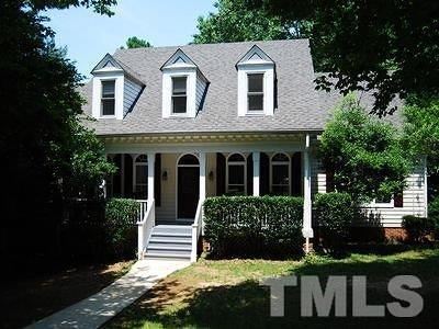 Raleigh Single Family Home For Sale: 5000 Celbridge Place