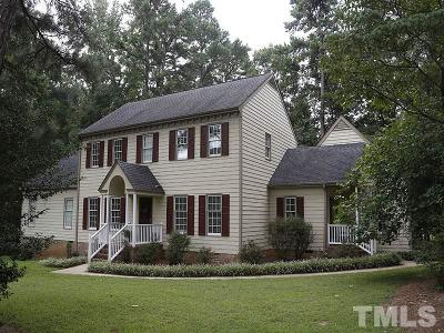 Raleigh Single Family Home For Sale: 1308 October Road