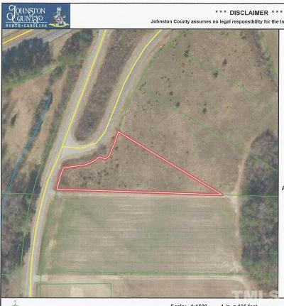 Johnston County Residential Lots & Land For Sale: 12 Adam Road