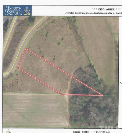 Johnston County Residential Lots & Land For Sale: 14 Adam Road