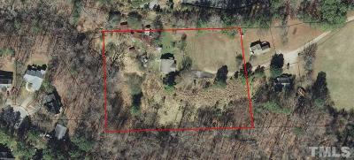 Wake County Residential Lots & Land For Sale: 209 W Ballentine Street
