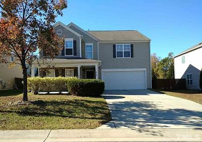 Raleigh Single Family Home For Sale: 6722 Harter Court