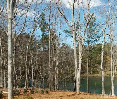 Wake County Residential Lots & Land Pending: 5104 Winding View Lane