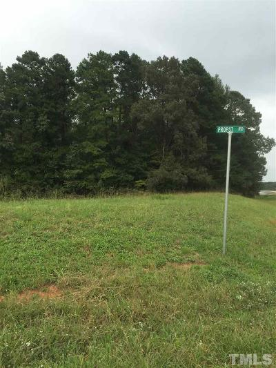 Residential Lots & Land For Sale: Propst Road