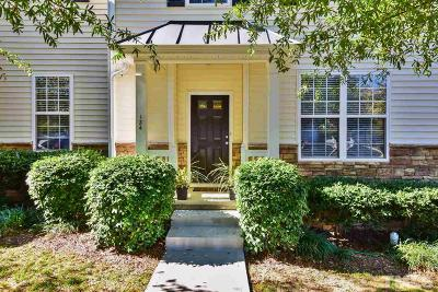 Holly Springs Townhouse Contingent: 124 Summit Oaks Lane
