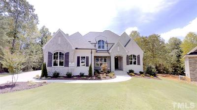 Wake Forest Single Family Home For Sale: 7528 Summit Pine Way