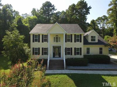 Durham Single Family Home For Sale: 2602 E Shoreham Drive