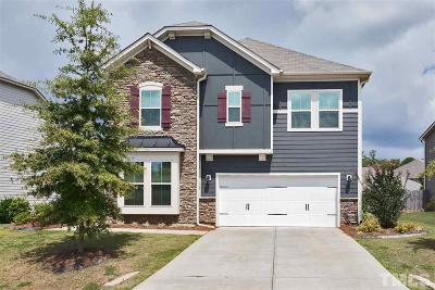 Apex Single Family Home For Sale: 4056 Truelove Drive