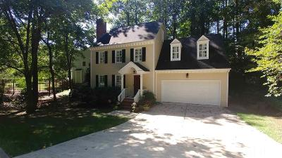 Wake County Single Family Home For Sale: 506 Westbrook Drive