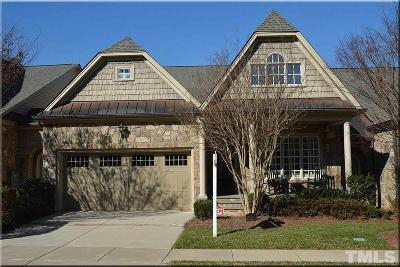 Raleigh Townhouse For Sale: 4123 Gardenlake Drive