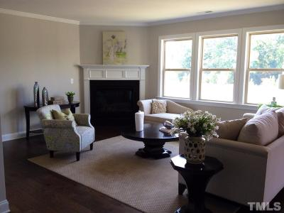 Cary Single Family Home Pending: 1017 Dozier Way #117