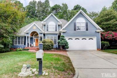 Cary Single Family Home For Sale: 4144 Mittglen Lane