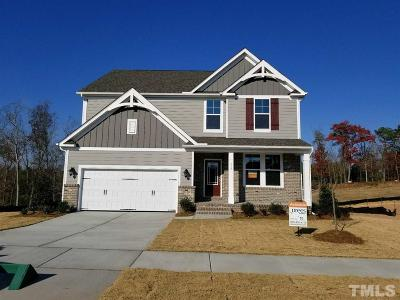 Holly Springs Single Family Home Pending: 216 Moore Hill Way