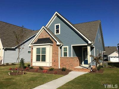 Apex Rental For Rent: 2830 Haw River Trail