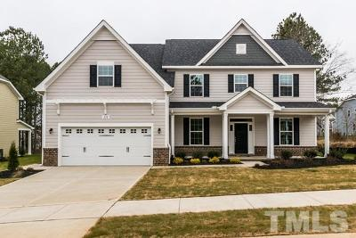 Holly Springs Single Family Home For Sale: 212 Logans Manor Drive
