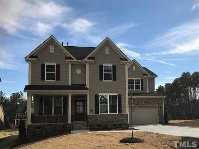 Cary Single Family Home For Sale: 625 Belle Gate Place
