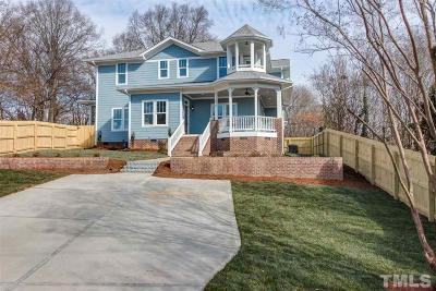 Durham Single Family Home For Sale: 215 Mallard Avenue