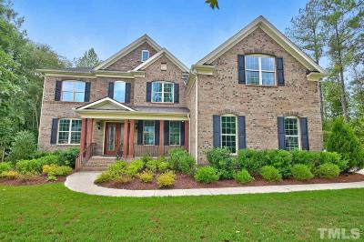 Raleigh Single Family Home For Sale: 3912 Colinwood Lane