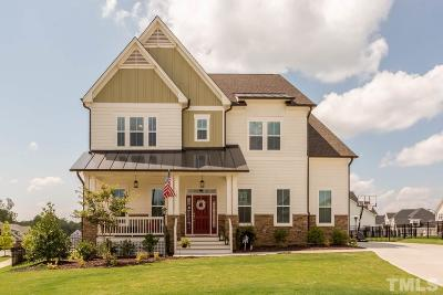 Holly Springs Single Family Home For Sale: 117 Split Trunk Path