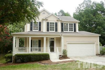 Cary Single Family Home For Sale: 603 Catlin Road