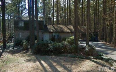 Durham Single Family Home For Sale: 6502 Hunters Lane
