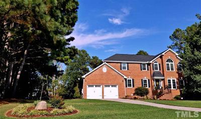 Raleigh Single Family Home For Sale: 5721 Huntford Lane