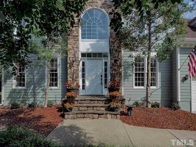 Cary Single Family Home For Sale: 113 E Camden Forest Drive