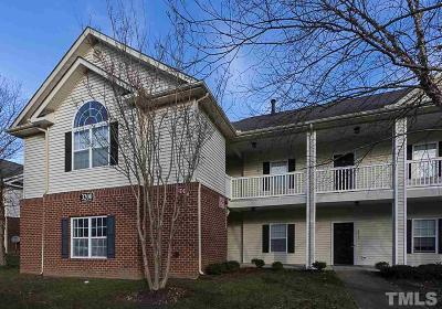 Morrisville Condo For Sale: 3221 Claret Lane #3221