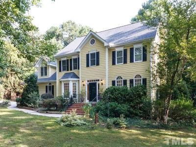 Raleigh Single Family Home For Sale: 5732 N Hawthorne Way