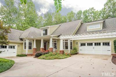 Pittsboro Single Family Home For Sale: 602 Chapel Ridge Drive