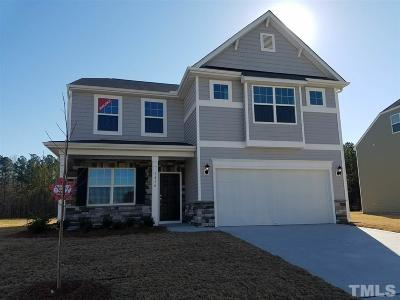 Knightdale Single Family Home For Sale: 5416 Weathered Rock Court
