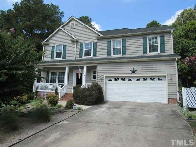 Knightdale Single Family Home For Sale: 701 Riverway Lane