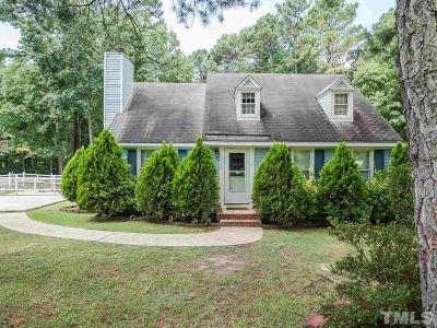 Knightdale Single Family Home For Sale: 5113 Fairbluff Lane