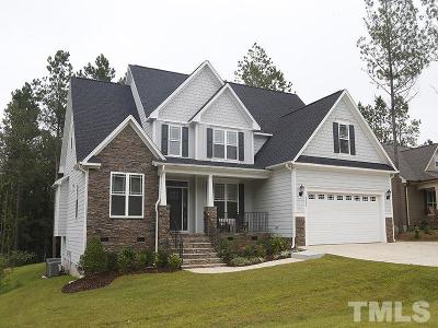 Raleigh Single Family Home For Sale: 1505 Hoke Landing Lane