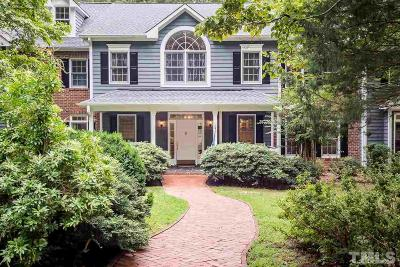 Chapel Hill Single Family Home For Sale: 120 Winsome Lane