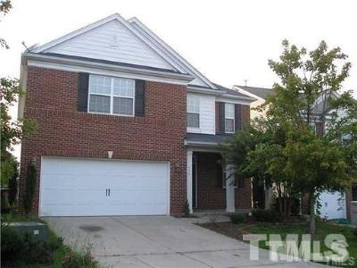 Cary Rental For Rent: 606 Prairie Meadows Court