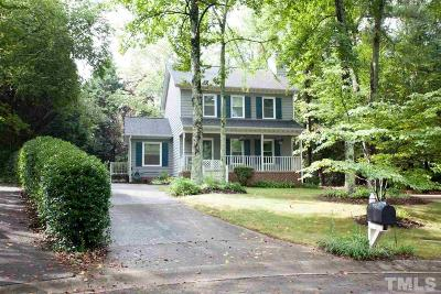 Woodcroft Single Family Home Pending: 18 Briarfield Court