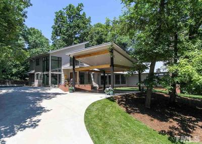 Chapel Hill Single Family Home For Sale: 127 Glendale Drive