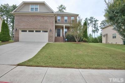 Cary Single Family Home For Sale: 445 Sandy Whispers Place