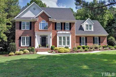 Cary Single Family Home For Sale: 216 Draymore Way